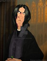 Frollo as Snape by gating
