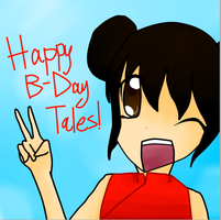 Happy B-day Tales! by pandalover68