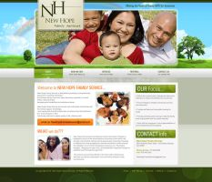 newhopefamilyservices by ijographicz