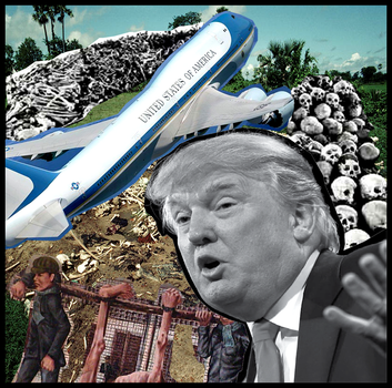 Trump's holiday to Cambodia! by I0bootsandbraces0I