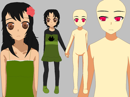 Adolescence .:Open Collab:. by Lolita64