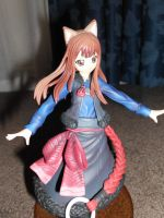 Holo figure from spice and wolf by frerr2