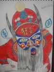 Chinese Opera by NocturnalHouse
