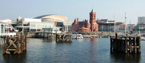Cardiff Bay. by J-Payden