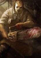 Leatherface by slaine69
