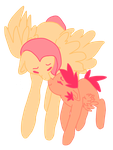 You don't have to fly Scootaloo by EdenLaing