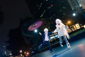 Project K - We Need to Run! by Itchy-Hands