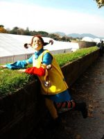 Pippi calzelunghe lucca09 by Owlnuny