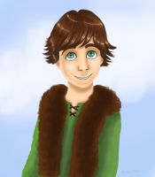 First Hiccup by Atrixfromice