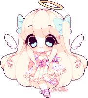 Little plastic star by puffellie