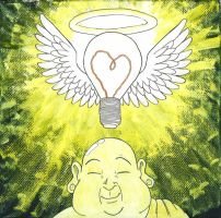 The Light Bulb Of Illumination by 010001110101