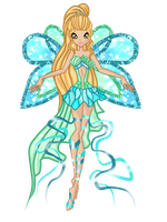 WINX:DAPHNE HARMONIX by caboulla