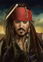 Jack Sparrow by Sadist-29