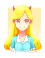 Star Butterfly by masfergi