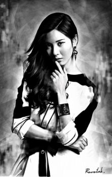 Seohyun : Girls' Generation by raretak