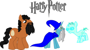 Harry Potter Ponified 3 by asdflove