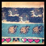 8-bit bracelets AVAILABLE ON ETSY!! by Ryvienna