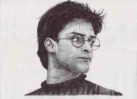 Harry Potter by neoyurin