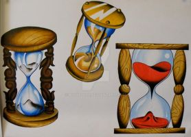Hour glass by bishop808