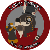 TF2: Lord Pyron Seal of Approval by Durandana