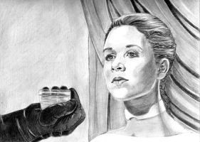 Fan Fiction Leia by khinson