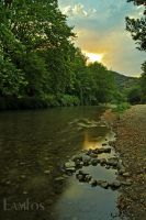 Ladonas river....like paradise by eamfos