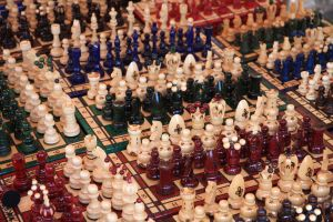 Chess by Azagh