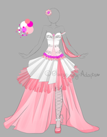 Auction - Dancing Pearl [CLOSED] by Orange-Lily-Adopts