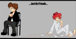 Just Be Friends by Shokly