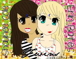 .Twins - House of Night Series by IWantMyOwnVampire