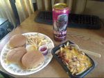My Lunch by AlphaMoxley95