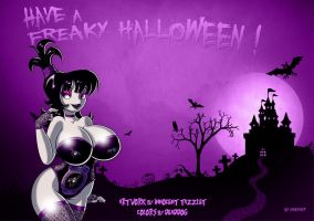 FREAKY HALLOWEEN 2 by DeadDog2007