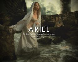 Ariel - the dark angel by HernanFotografias