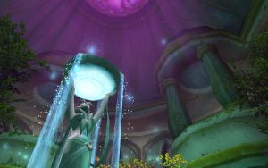Temple of Elune by Naixthras