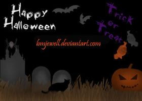 Halloween Brushes by bmjewell-stock