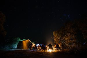 Big Billy Bore Camping Area by PTC