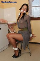 Loolove : Captured Housewife. by PhMBond