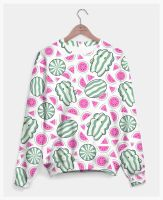 Watermelon Stevens! Sweater by Slothgirlart