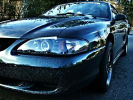 New Pimped Out Mustang.. by Srod