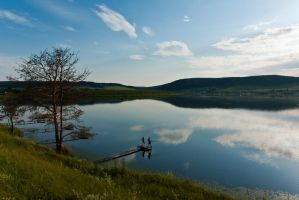 Suxun Pond I by Sulde