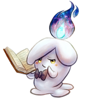 Lumiere the Litwick by Haychel