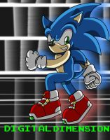 SR Sonic Running by theunknown1