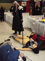 Cosplay: Defeated FFVII by sunstroke-art
