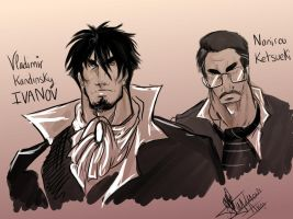 Fathers by BloodyAki