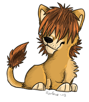 Dat Lion by Foxface-x3