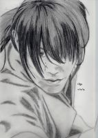 Takeru Sato as Kenshin in Kyoto Inferno. by CUCHITO5206