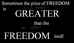 Freedom by Nobody-at-heart
