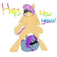 Happy New Years by LullabyPrince