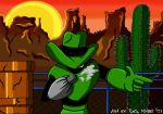 Cactus Joe's Western Shootout by RockMiyabi