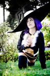 Soul Eater: Blair the cat by Adurnah